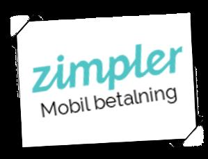 Betalningsmetoden Zimpler